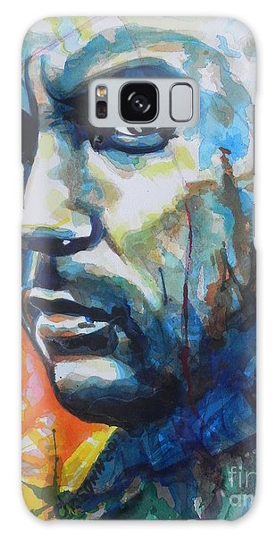 Dave Matthews Galaxy Case by Chrisann Ellis