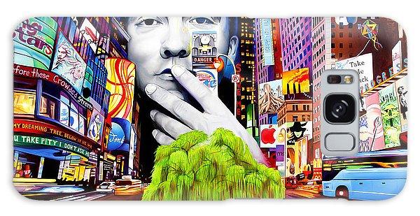 City Galaxy Case - Dave Matthews Dreaming Tree by Joshua Morton