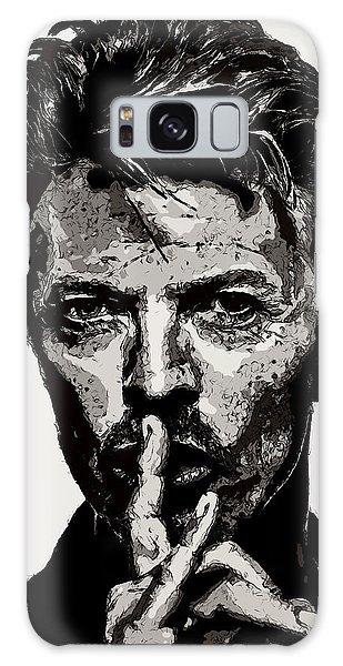 David Bowie - Pencil Galaxy Case