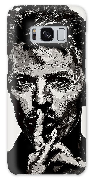 David Bowie - Pencil Galaxy Case