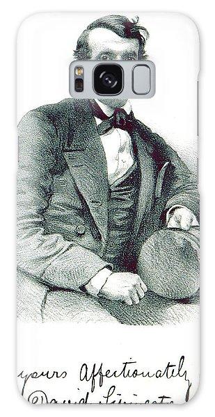 David Livingstone, Scottish Explorer Galaxy Case by British Library