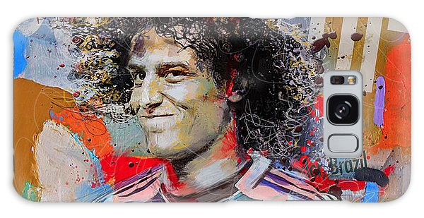 David Luiz Galaxy Case