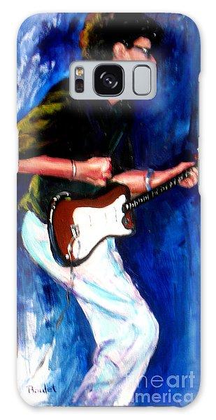 David On Guitar Galaxy Case