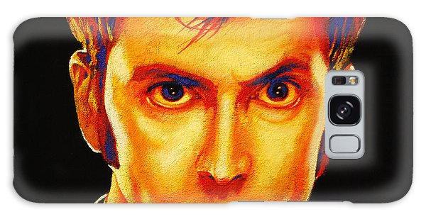 David Tennant Galaxy Case