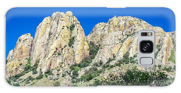 Davis Mountains Of S W Texas Galaxy Case