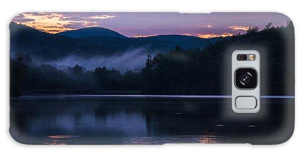 Dawn At Julian Price Lake Galaxy Case by Serge Skiba