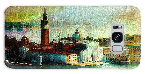 Dawn San Giorgio Maggiore Galaxy Case