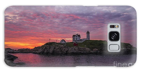 Dawn At The Nubble Galaxy Case