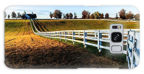 Dawn In Kentucky Galaxy Case