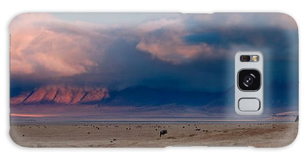 Expanse Galaxy Case - Dawn In Ngorongoro Crater by Adam Romanowicz