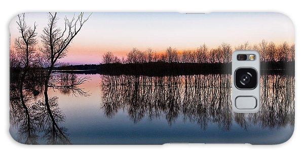 Dawn In The Flood Galaxy Case