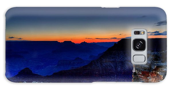 Dawn Is Breaking Galaxy Case by Dave Files