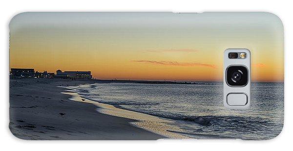 Breaking Dawn Galaxy Case - Dawn Is Breaking In Cape May by Bill Cannon