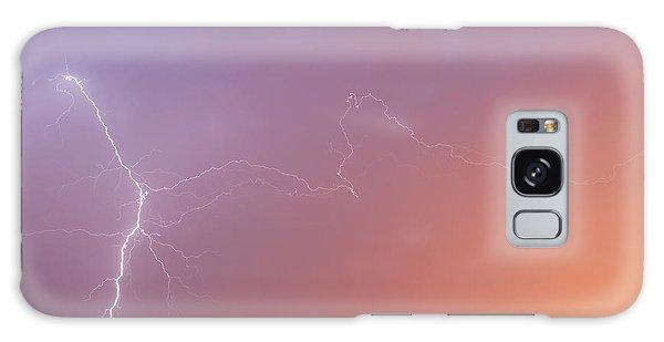 Dawn Lightning Galaxy Case