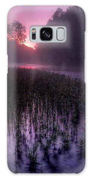 Dawn Mist Galaxy Case