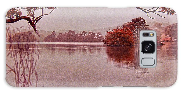 Dawn Mists Rydal Galaxy Case