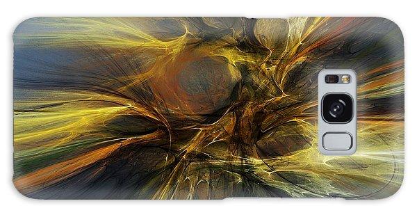 Dawn Of Enlightment Galaxy Case by David Lane