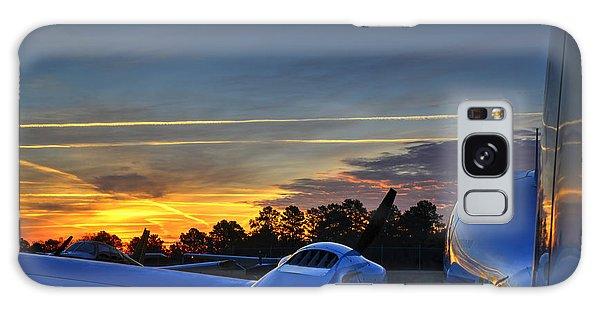 Dawn On The Ramp 02 Galaxy Case