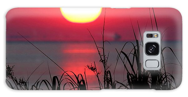 Day Is Done Galaxy Case by Marty Fancy