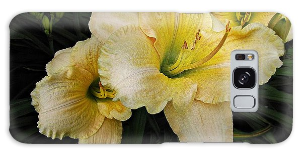 Day Lilies A Short Life Galaxy Case