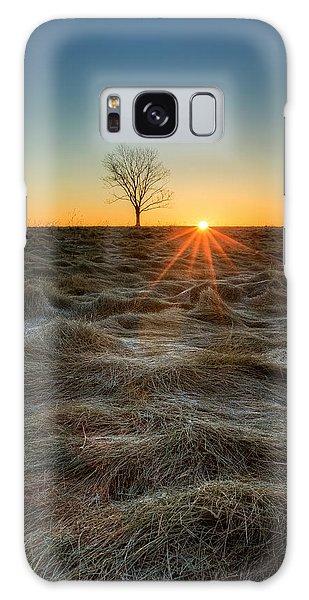 Sunrise Galaxy Case - Daybreak by Bill Wakeley