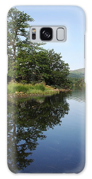 Daybreaks At Rydal Water Galaxy Case by Graham Hawcroft pixsellpix
