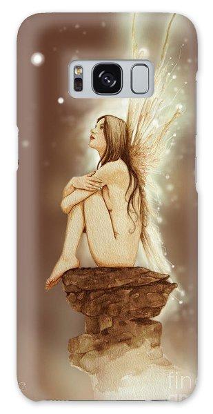 Fantasy Galaxy Case - Daydreaming Faerie by John Silver