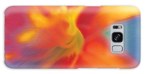 Daylily Galaxy Case by David Davies