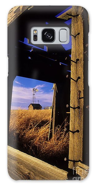 Days Gone By Galaxy Case by Bob Christopher
