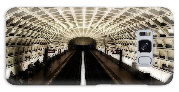 Dc Metro Galaxy Case by Angela DeFrias