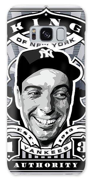 Dcla Joe Dimaggio Kings Of New York Stamp Artwork Galaxy Case