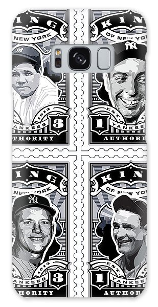 Dcla Kings Of New York Combo Stamp Artwork 1 Galaxy Case