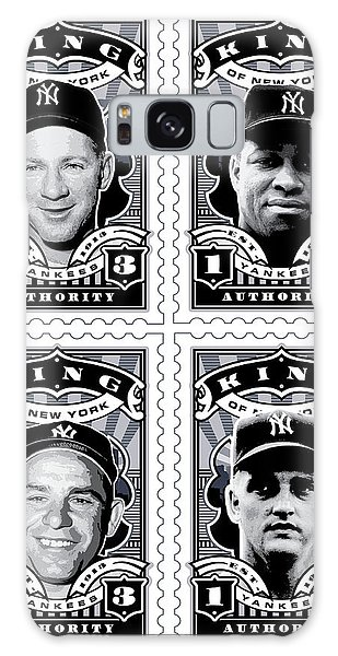 Dcla Kings Of New York Combo Stamp Artwork 2 Galaxy Case