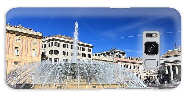 De Ferrari Square - Genova Galaxy Case