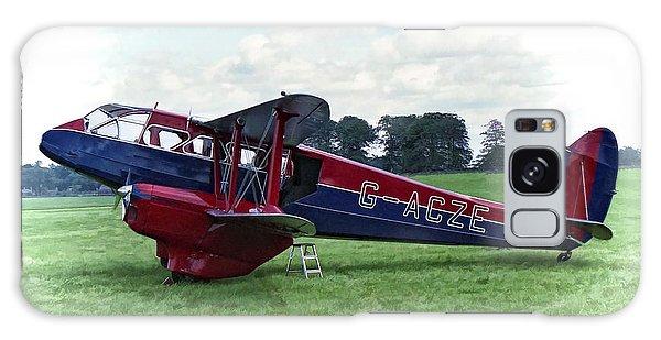 De Havilland Dragon Rapide Galaxy Case