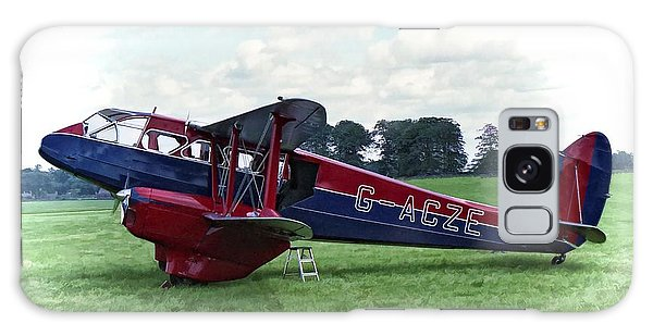 De Havilland Dragon Rapide Galaxy Case