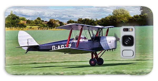 De Havilland Tiger Moth 2 Galaxy Case
