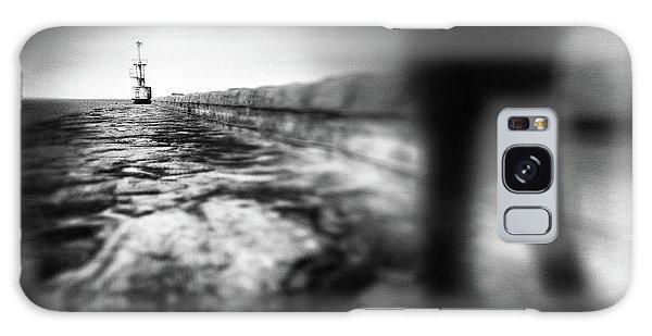 Pier Galaxy Case - Dead End by Gustav Davidsson