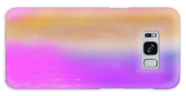 Dead Sea .morning Galaxy Case by Dr Loifer Vladimir