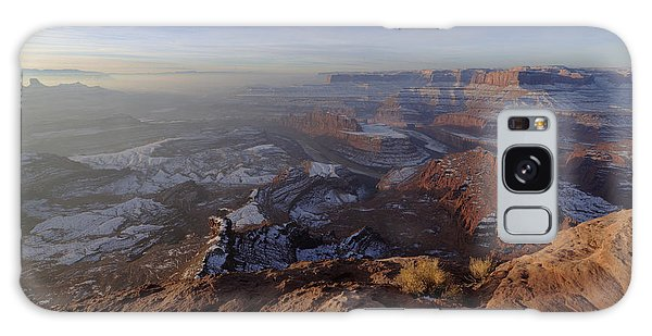 State Park Galaxy Case - Deadhorse Point by Chad Dutson