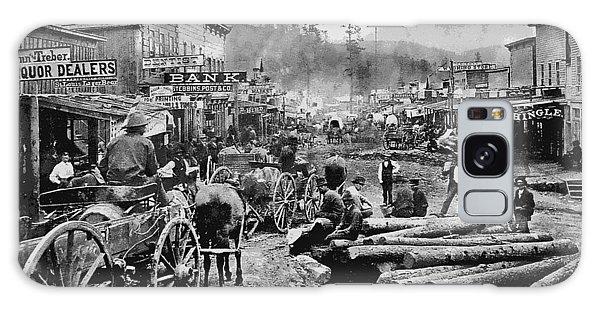 Deadwood South Dakota C. 1876 Galaxy Case by Daniel Hagerman