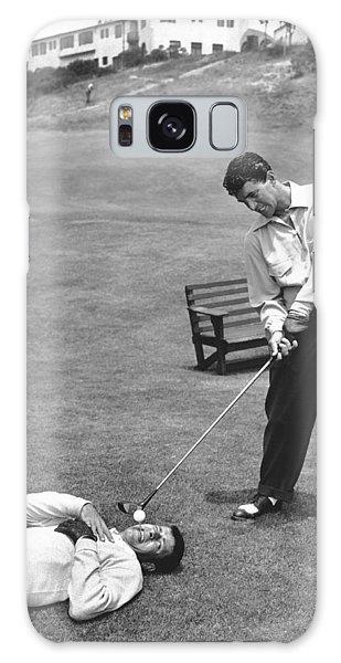 Dean Martin & Jerry Lewis Golf Galaxy S8 Case