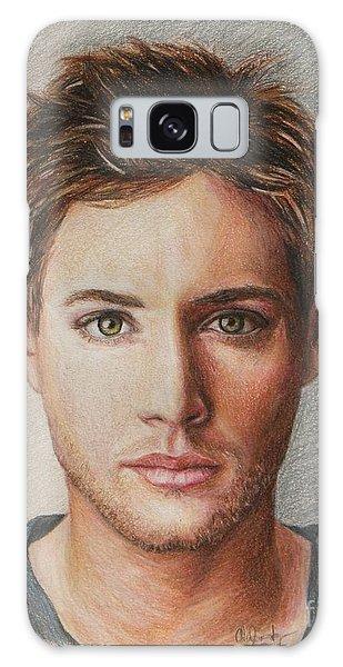 Dean Winchester / Jensen Ackles Galaxy Case