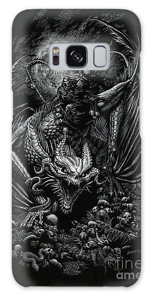 Death Dragon Galaxy Case by Stanley Morrison