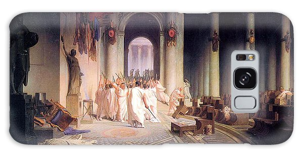 Death Of Caesar Galaxy Case