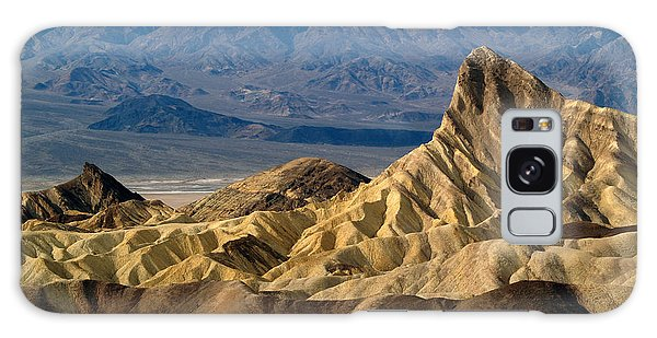 Death Valley Np Zabriskie Point 11 Galaxy Case
