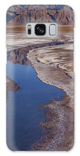 Death Valley Salt Stream 1 Galaxy Case