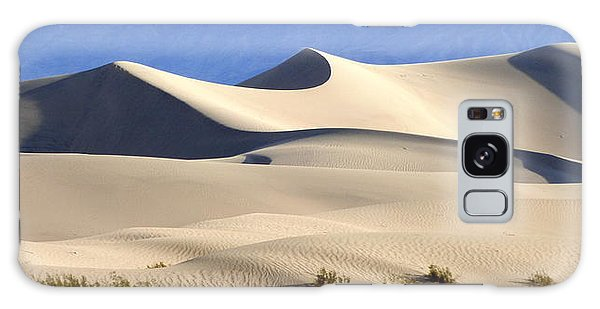 Death Valley Sand Dunes Galaxy Case