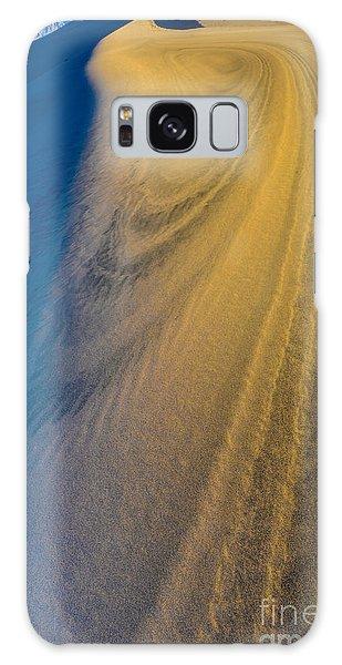 Death Valley Sunset Dune Wind Spiral Galaxy Case