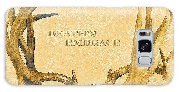 Death's Embrace Galaxy Case